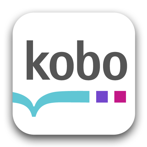 kobo app button
